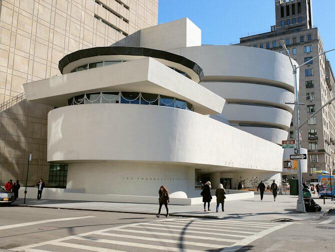 Guggenheim Museum in New York
