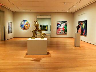 MoMA 뉴욕현대미술관 - 엠프티 뮤지엄