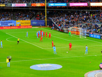 뉴욕시티 FC - 축구 경기