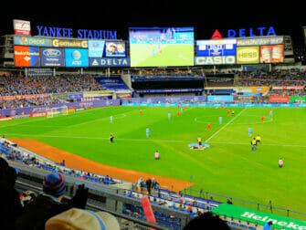 뉴욕시티 FC - 양키 경기장