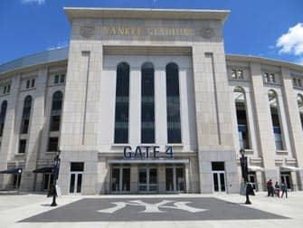 저렴한 뉴욕 여행 - 양키스