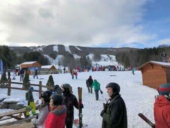 뉴욕 스키 및 스노보드 당일 여행 - 헌터산