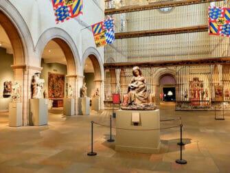 뉴욕 메트로폴리탄 미술관 - 중세 미술