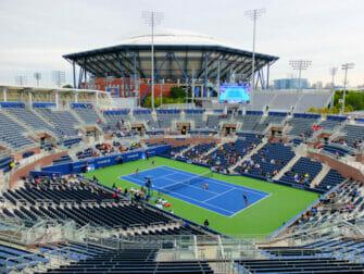 US Open Tennis Tickets Arthur Ashe Stadium from Grandstand