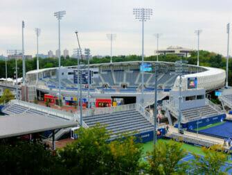 US 테니스 오픈 - 퀸스 스타디움