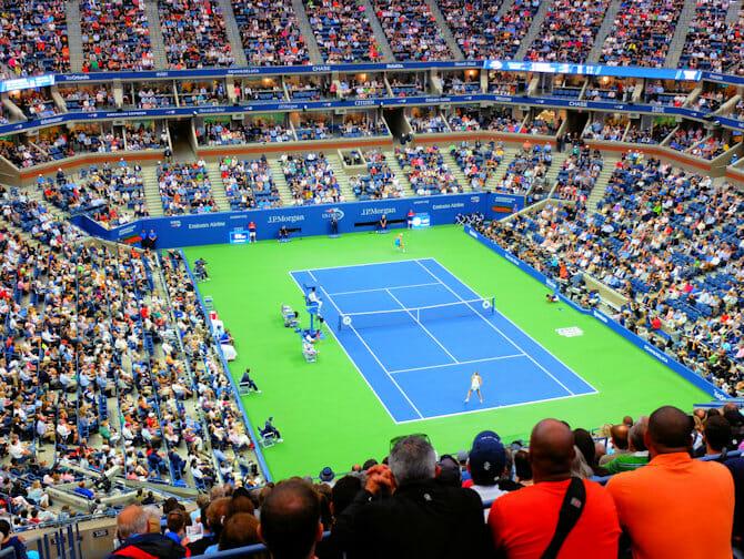 US 오픈 테니스 티켓