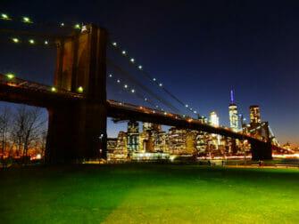 뉴욕 브루클린 브리지 파크 - 브루클린 브리지