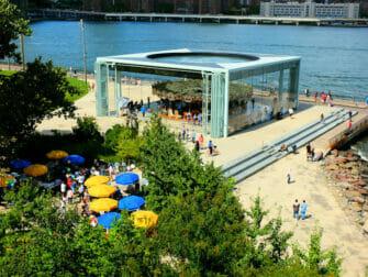 뉴욕 브루클린 브리지 파크 - 제인의 회전목마