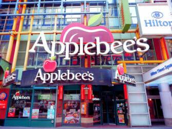 뉴욕 어린이 동반 레스토랑 - 애플비