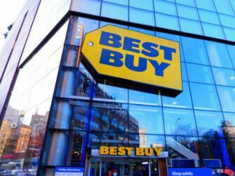 뉴욕 전자제품 및 가전기기 - 베스트바이
