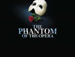 브로드웨이 뮤지컬 오페라의 유령 티켓