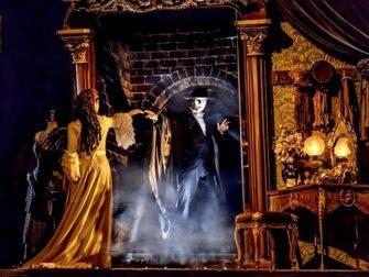 브로드웨이 뮤지컬 오페라의 유령