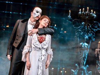 브로드웨이 뮤지컬 오페라의 유령 - 유령의 마스크