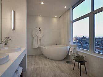 뉴욕 로맨틱 호텔 - 모던하우스 소호 호텔
