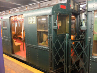 Vintage Trains in NYC Special Train