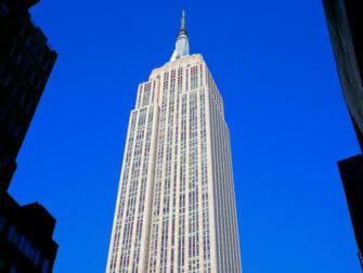 뉴욕 프레지던트 데이 - 엠파이어 스테이트 빌딩