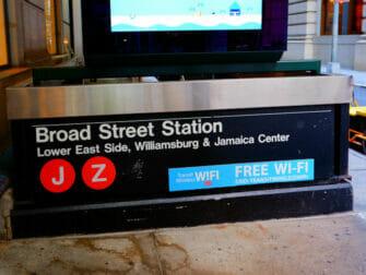 뉴욕 와이파이 - Fifth Avenue Station