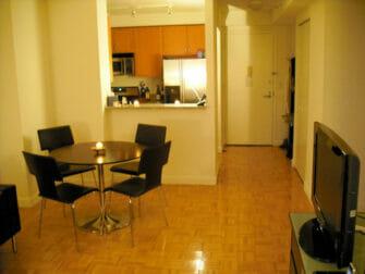 뉴욕의 일과 생활 - 맨해튼 아파트