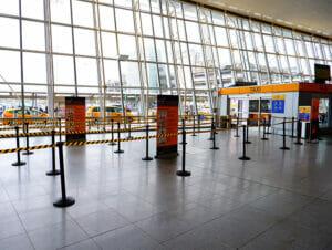 JFK 공항에서 롱아일랜드시티까지 교통수단