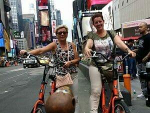 맨해튼 자전거 투어