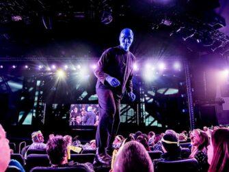 뉴욕 블루맨그룹 티켓- 드럼