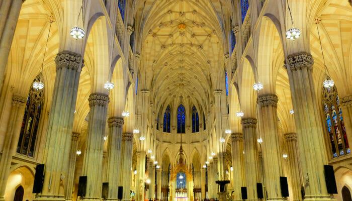 뉴욕 세인트 패트릭 성당
