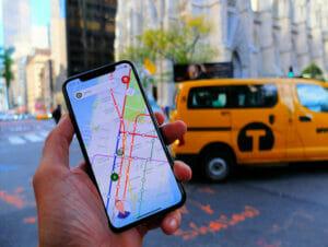 뉴욕 모바일 인터넷과 통화