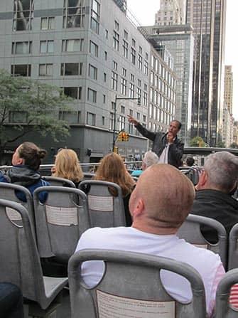 뉴욕 시티사이트 버스