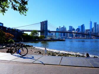 뉴욕 자전거 대여 - 브루클린 자전거 투어