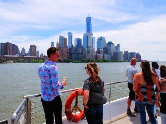 뉴욕 바또 런치 크루즈 - 스카이라인