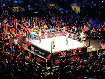 WWE Wrestling Tickets in New York Game