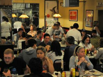 차이나타운 및 리틀 이탈리아 투어 - 식당