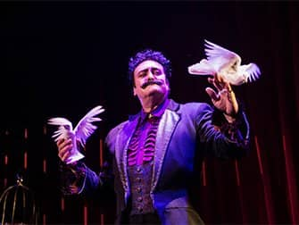 브로드웨이 더 일루셔니스트 - 비둘기