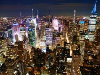 뉴욕 최고의 뷰 - 엠파이어 스테이트 빌딩