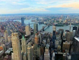 뉴욕 최고의 뷰 - 원 월드 전망대
