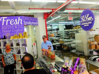 브루클린 초콜릿 투어 - 라일락