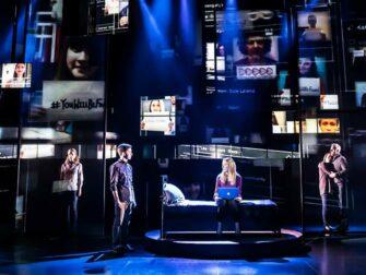 브로드웨이 디어 에반 한센 티켓 - 뮤직박스 극장