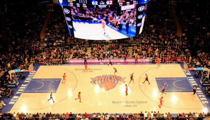 뉴욕 NBA 농구