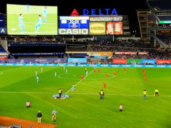 저렴한 뉴욕 여행 - 축구