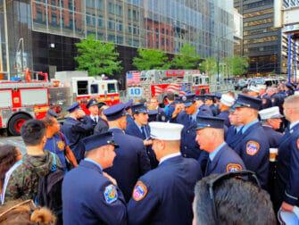 뉴욕 911 - 소방관