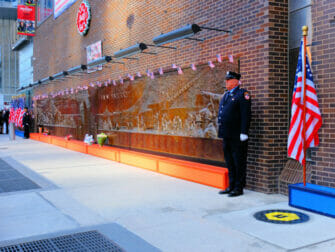 뉴욕 911 - 추모의 벽