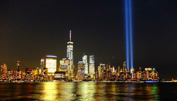 뉴욕 911 - 추모의 빛