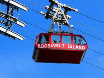 루즈벨트 아일랜드 트램