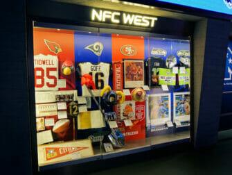 NFL 익스피리언스 타임스퀘어 - 체험
