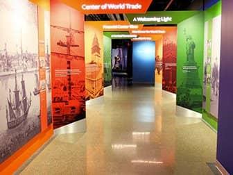 뉴욕 911 트리뷰트 박물관 - 역사