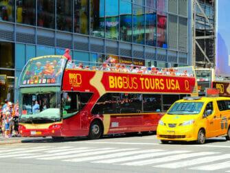 뉴욕 사이트씨잉 플렉스 패스- 시티투어 버스