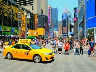 뉴욕 슈퍼히어로 투어 - 타임스퀘어