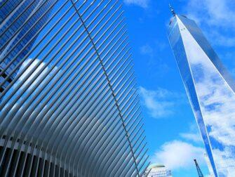뉴욕 사이트씨잉 패스와 뉴욕 익스플로러 패스 비교 - 원 월드 전망대 뷰