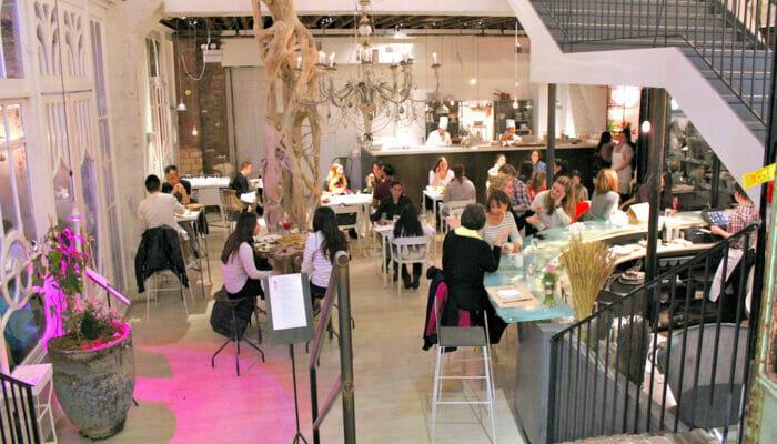 뉴욕의 레스토랑 - ABC Kitchen