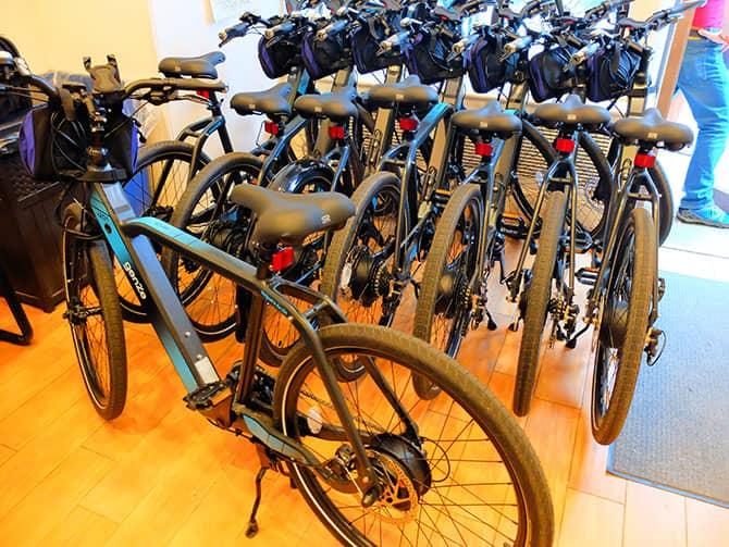 뉴욕 전기 자전거 투어 - E바이크